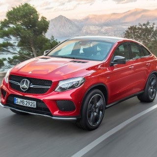 Mercedes-Benz GLE Coupe wallpapers