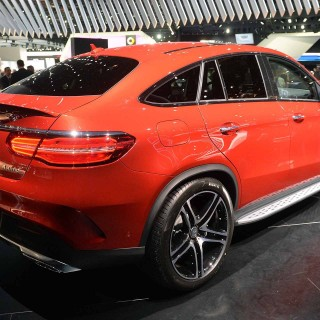 Mercedes-Benz GLE Coupe hd