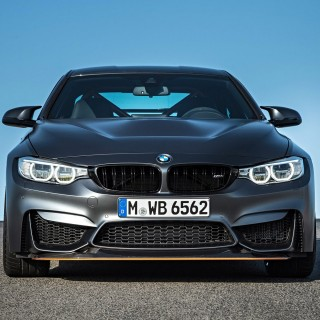 BMW M4 GTS widescreen