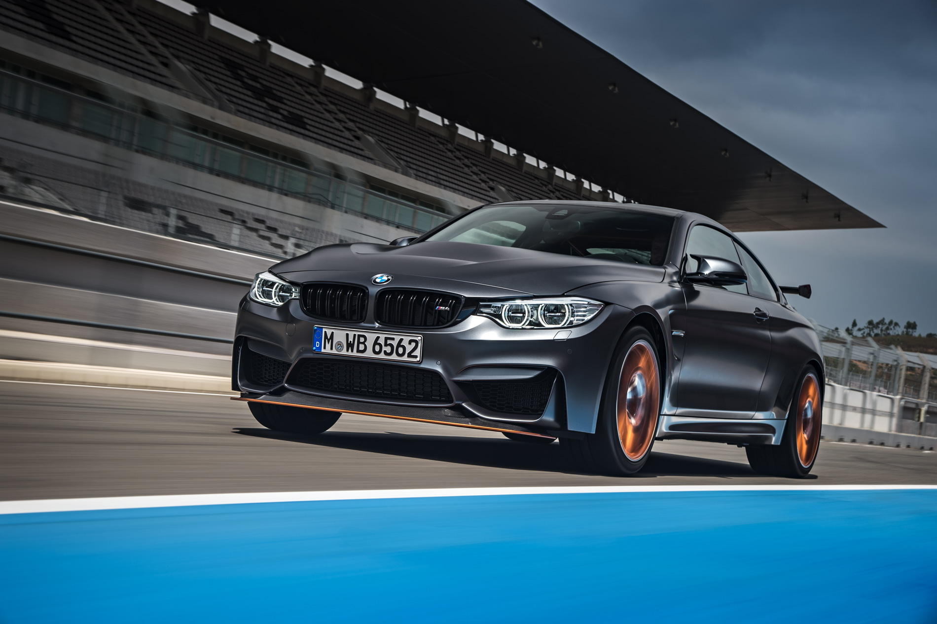 BMW M4 GTS HD Wallpapers