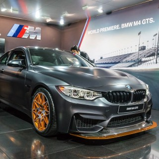 BMW M4 GTS images