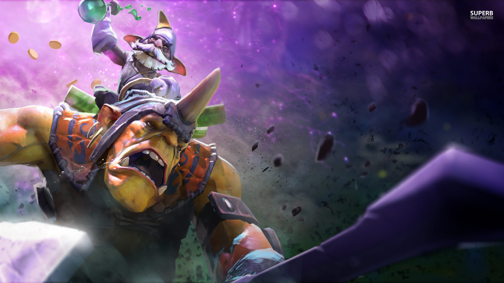 Dota 2 Free Wallpapers