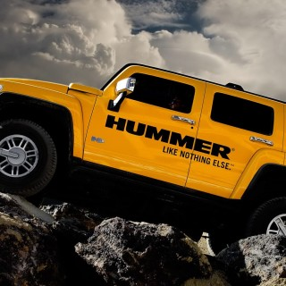 Hummer HX high quality wallpapers