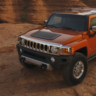 Hummer HX wallpapers widescreen