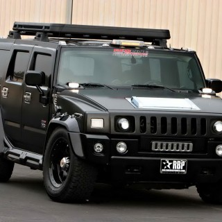 Hummer HX hd wallpapers