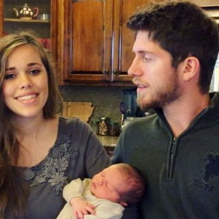 Jessa and Ben Seewald reveal their new son's name