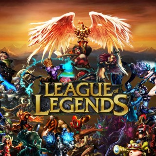 League Of Legends new