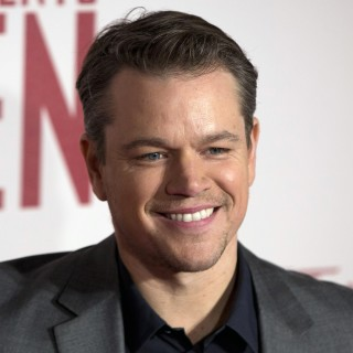 Matt Damon hd