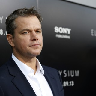 Matt Damon new