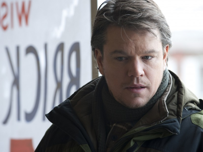 MATT DAMON as Mitch Emhoff in the thriller ÒCONTAGION,Ó a Warner Bros. Pictures release.