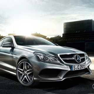 Mercedes S-Class Coupe free wallpapers