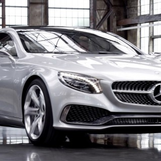 Mercedes S-Class Coupe images