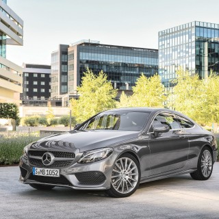 Mercedes S-Class Coupe wallpapers