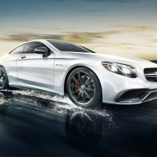 Mercedes S-Class Coupe widescreen