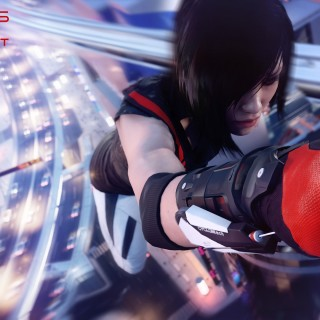 Mirror's Edge: Catalyst free wallpapers
