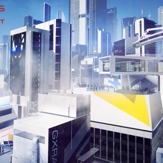 Mirror's Edge: Catalyst 2017