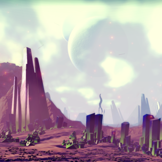 No Man's Sky widescreen