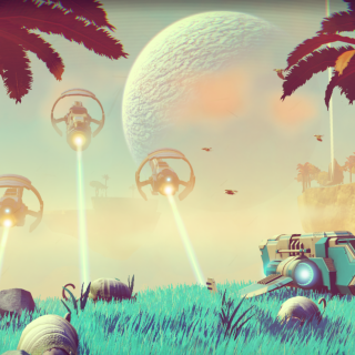 No Man's Sky photos