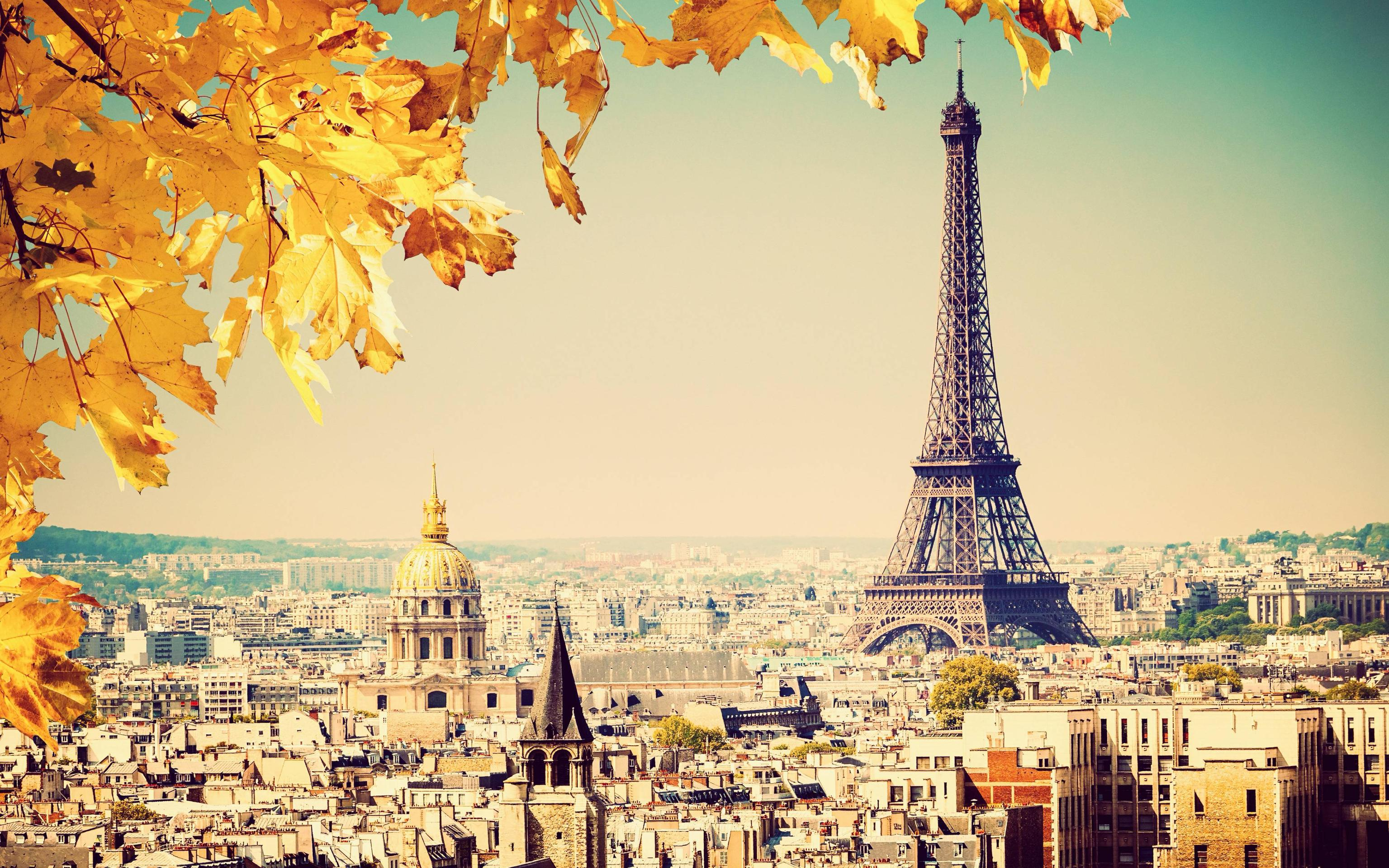 Paris HD Wallpapers For Desktop Download