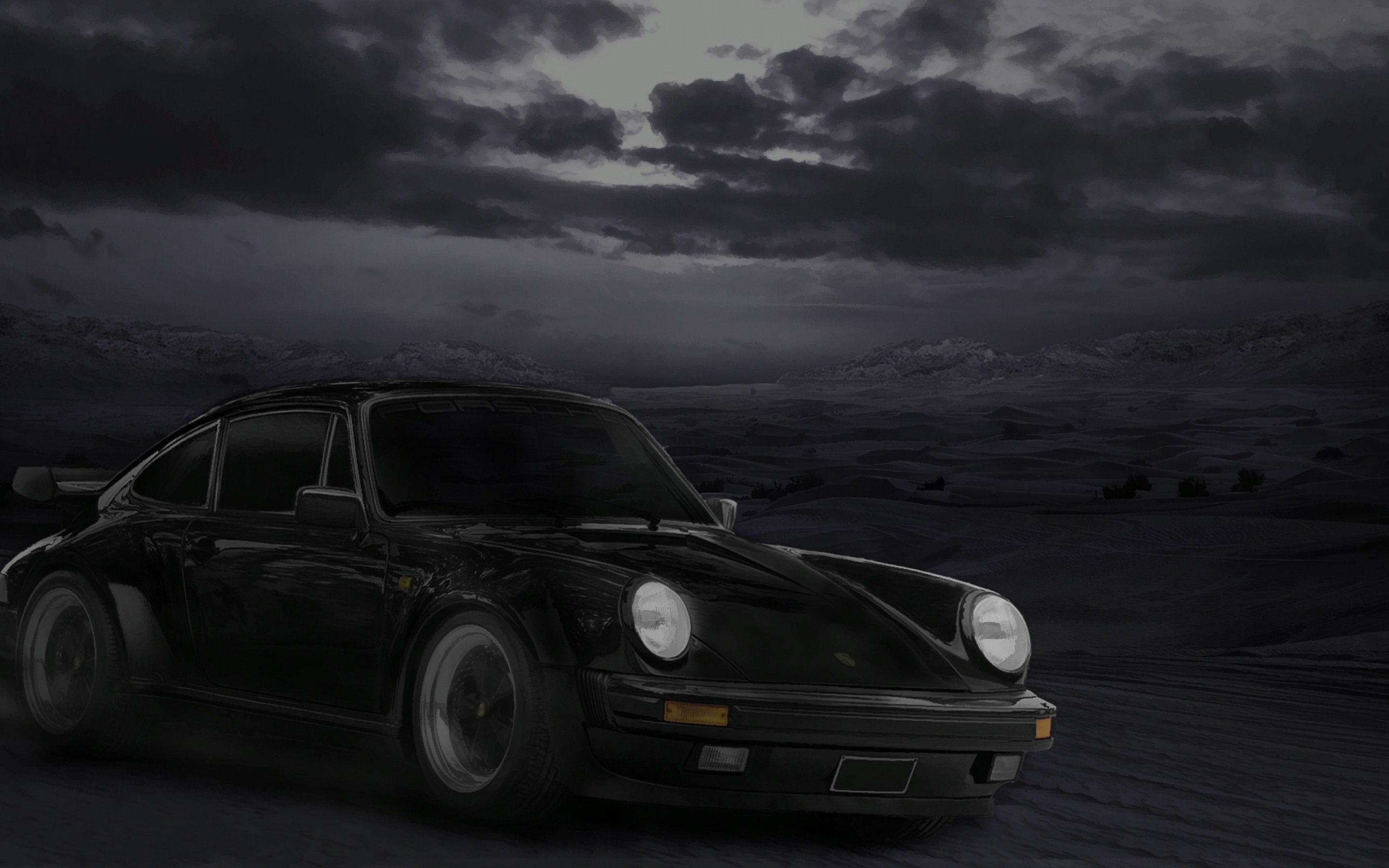 Porsche 930 HD Wallpapers For Desktop Download