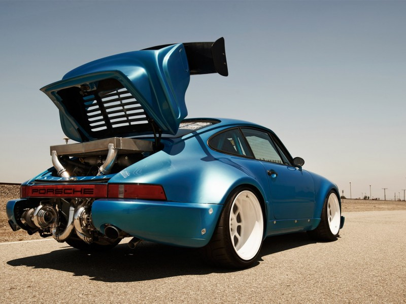 Porsche-930-High-Quality-Wallpapers