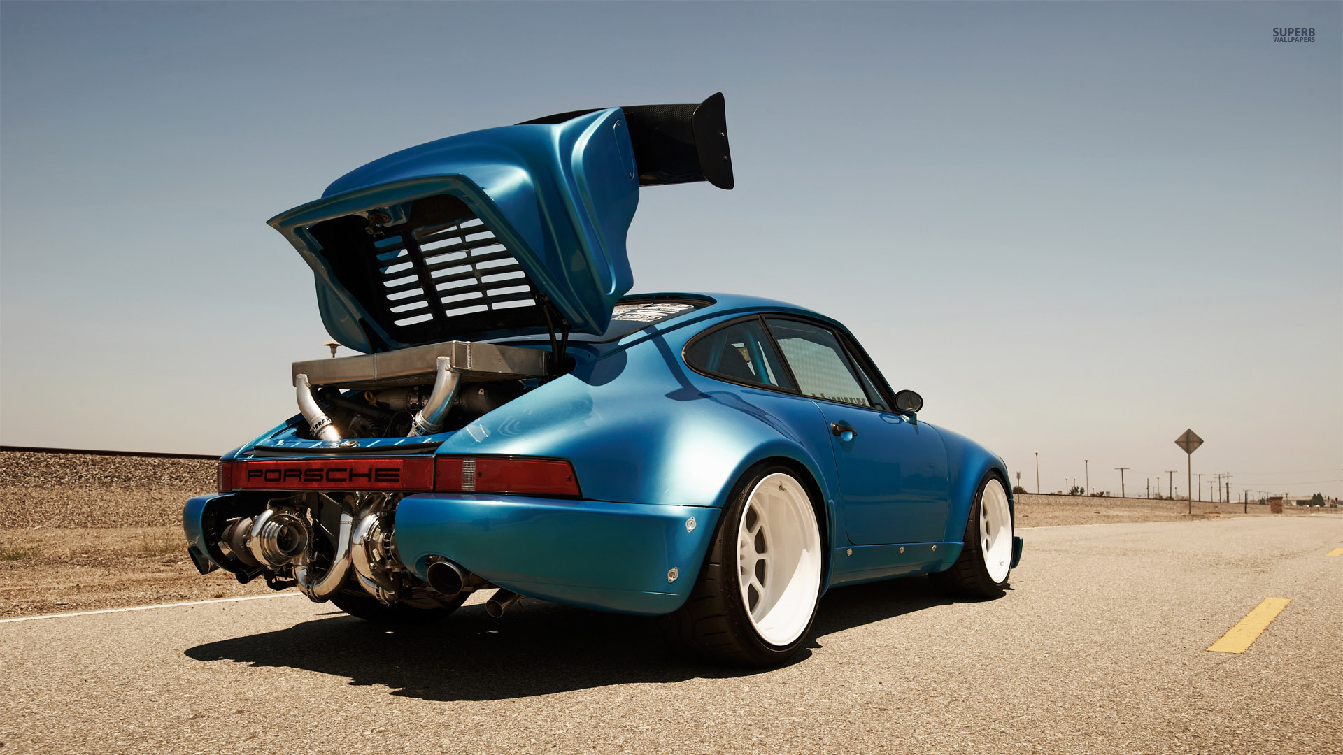 Porsche 930 HD Wallpapers