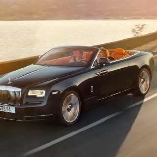 Rolls-Royce Dawn wallpapers desktop