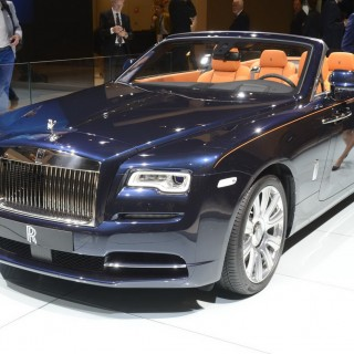 Rolls-Royce Dawn wallpapers