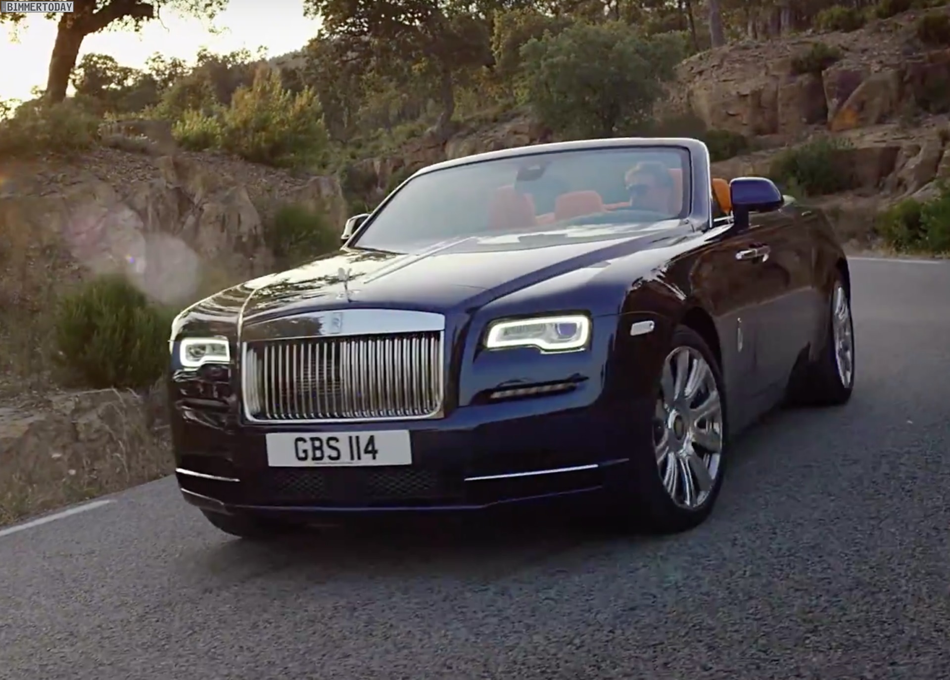Rolls-Royce Dawn HD Wallpapers