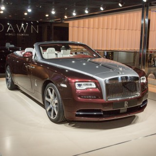 Rolls-Royce Dawn widescreen
