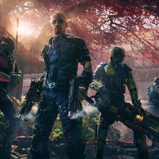 Shadow Warrior 2 pics