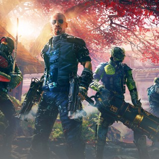Shadow Warrior 2 pictures