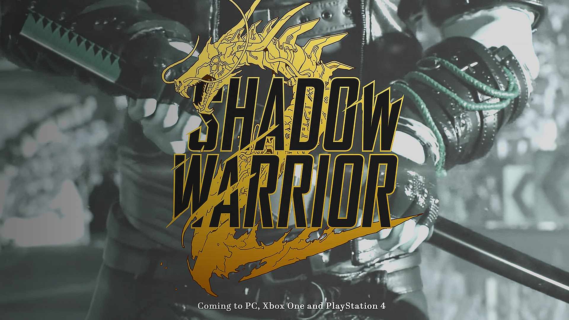 Shadow Warrior 2 HD Wallpapers