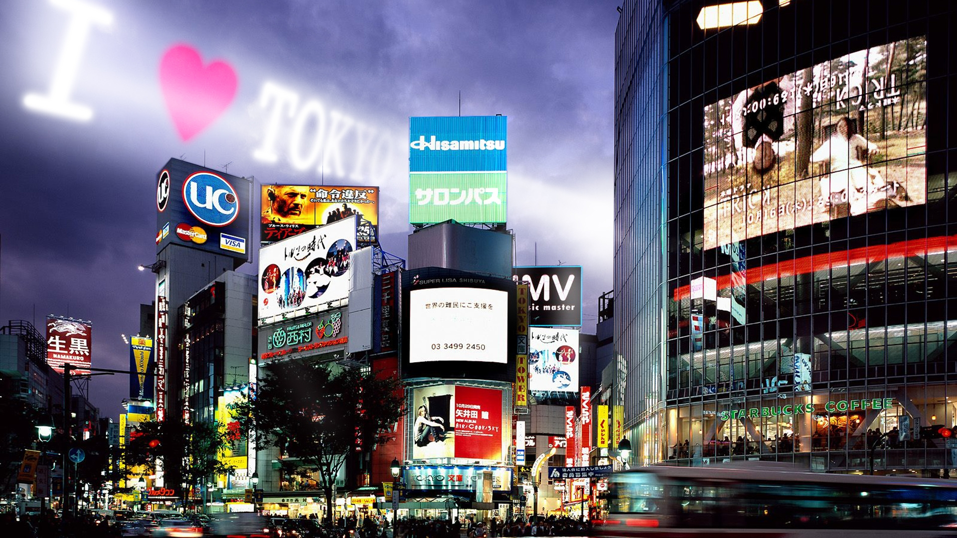 tokyo hd wallpapers for desktop download