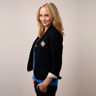 Candice Accola new