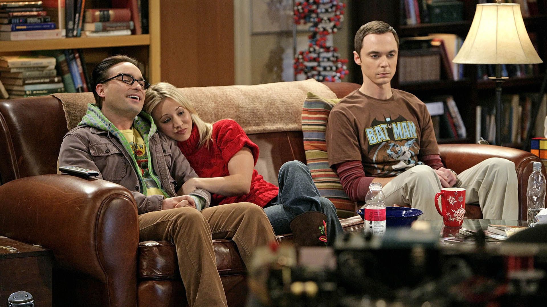 The Big Bang Theory Spiel