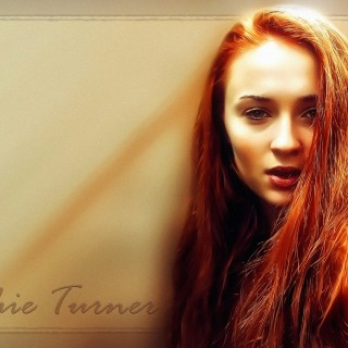 Sophie Turner high resolution wallpapers