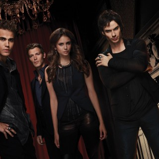 The Vampire Diaries high resolution wallpapers