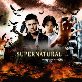 Supernatural high resolution wallpapers