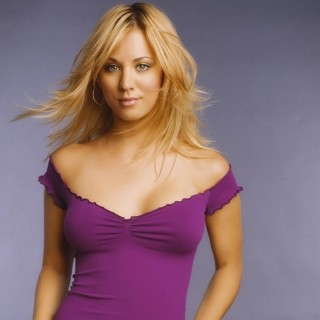 Kaley Cuoco wallpapers widescreen