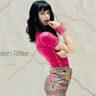 Krysten Ritter background