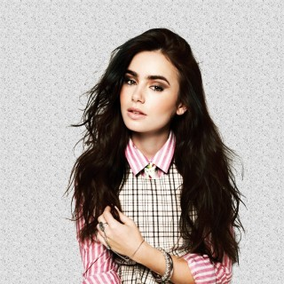 Lily Collins new