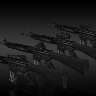 M16 free wallpapers