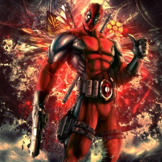 Deadpool widescreen