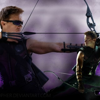 Hawkeye high definition wallpapers