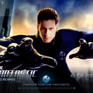 Mister Fantastic background