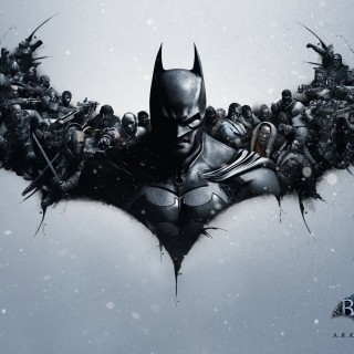 Batman high resolution wallpapers