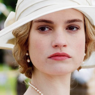 Lily James wallpapers widescreen