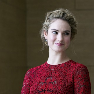 Lily James images