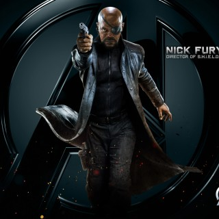 Nick Fury new